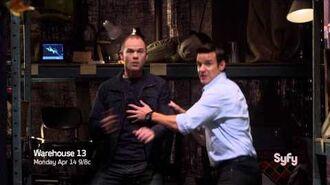 Warehouse 13 Season 5 Sneak Peek 501