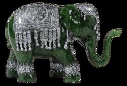 Vyasa's Jade Elephant