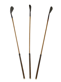 Bobby Jones' Golf Clubs