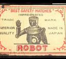 Robot Matchbox
