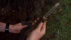 Cinderella's Glass Knife