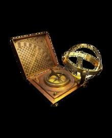 Rheticus' Compass