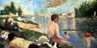 Artifacts/Warehouse 14/George-Pierre Seurat's Bathers at Asnieres