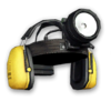 Miner Headphones Render