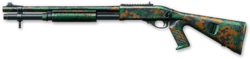 Remington Model 870 U.S. Set Render