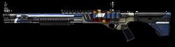 Remington 870 CB Anniversary Render