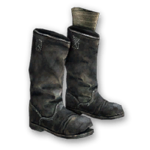 World War II Shoes Render