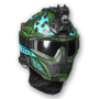 Devil Dog Rifleman Helmet Render