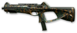 Woodland skin Beretta MX4 Storm