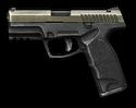 Steyr M9-A1 Render