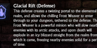 Glacial Rift