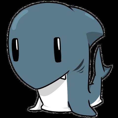 File:Shark emote transparent by reggitar-d77t8n9.png