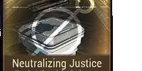 Neutralizing Justice