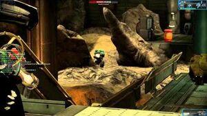 Warframe - Seer (Weapon) first gameplay