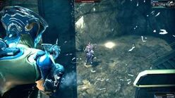 Warframe Ceres Boss Fight Lech Kril Solo