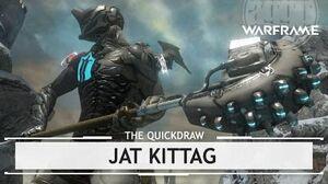 Warframe Jat Kittag, The Sparkly Hammer thequickdraw
