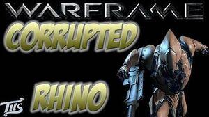 Warframe 10 ♠ Rhino