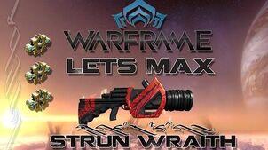 Lets Max (Warframe) E59 - Strun Wraith