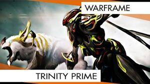 Warframe Trinity Prime Lobster Butt