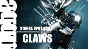 The Stance Spotlight Claw Edition (Malicious Raptor)