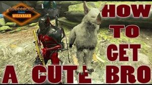 HOW TO GET A KUBROW - Warframe Hints Tips