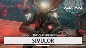 Warframe Simulor, Sucking Up The Balls thequickdraw