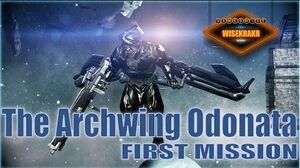 HOW TO GET THE ARCHWING ODONATA Update 15 Part 2 - Warframe Hints Tips