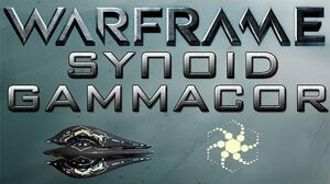 Warframe Synoid Gammacor 3 Forma Update 15.5