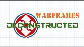 Warframe Deconstructed- Ep.1- Warframes
