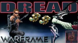 Warframe Builds - DREAD Become HawkEye (2 forma's) Update 16