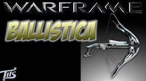Warframe 10 ♠ Ballistica Breakdown