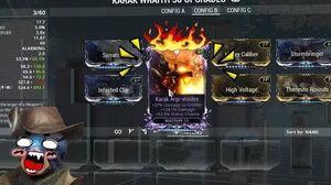 Karak Argi-visidex (Riven Mod)