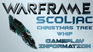 Warframe - Gameplay & Information Scoliac (Infested Whip)