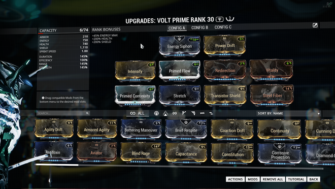 Volt Solo Build