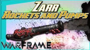 ZARR - The Boom Boom Pow Strategy 4 forma - Warframe