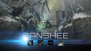 Warframe Banshee