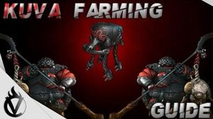 Warframe Guide - Kuva Farming 2017