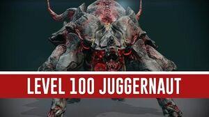 Juggernaut 'Level 100' (Warframe)