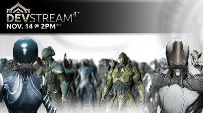 Warframe Devstream - Episode 41 World Record Attempt