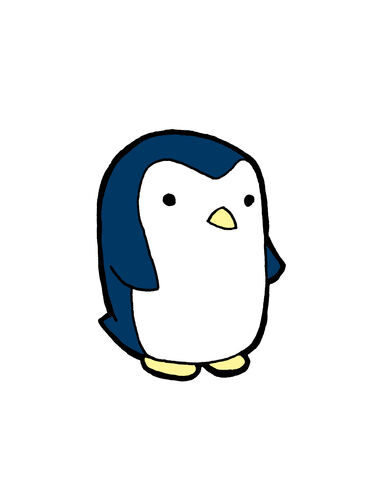 File:Cute little penguin by MikkelJN.jpg
