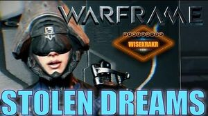Warframe Operations - STOLEN DREAMS QUEST (Update 15
