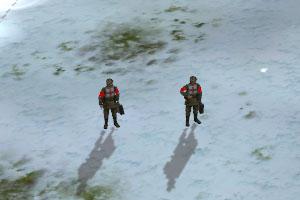 WF Ingame Red Army Medic