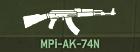 WRD Icon MPi-AK-74N
