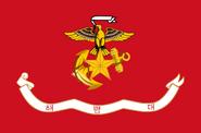 ROKMC Flag