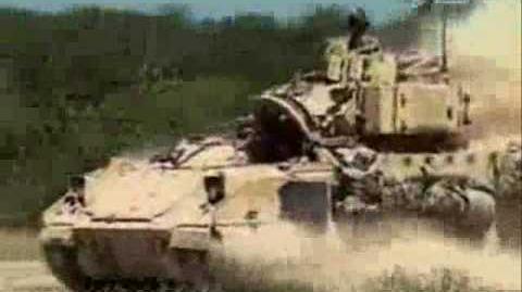 M-2 M-3 Bradley Fighting Vehicle Compitlation