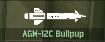 WRD Icon AGM-12 C Bullpup