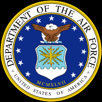 WRD US Air Force insignia