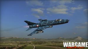 WRD Screenshot Su-7BMK