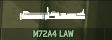 WRD Icon M72A4 LAW