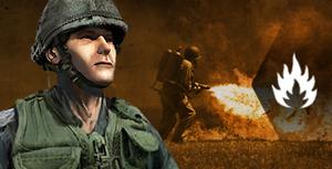 Assault Engineer Portrait